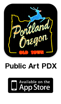 Public Art PDX Available on the App Store